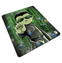 "Load image into Gallery viewer, ""NEO"" Meents Illustrated Authentic Mouse Pad"