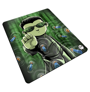"""NEO"" Meents Illustrated Authentic Mouse Pad"