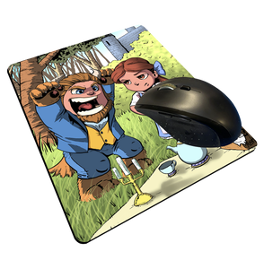 """Picnic"" Meents Illustrated Authentic Mouse Pad"