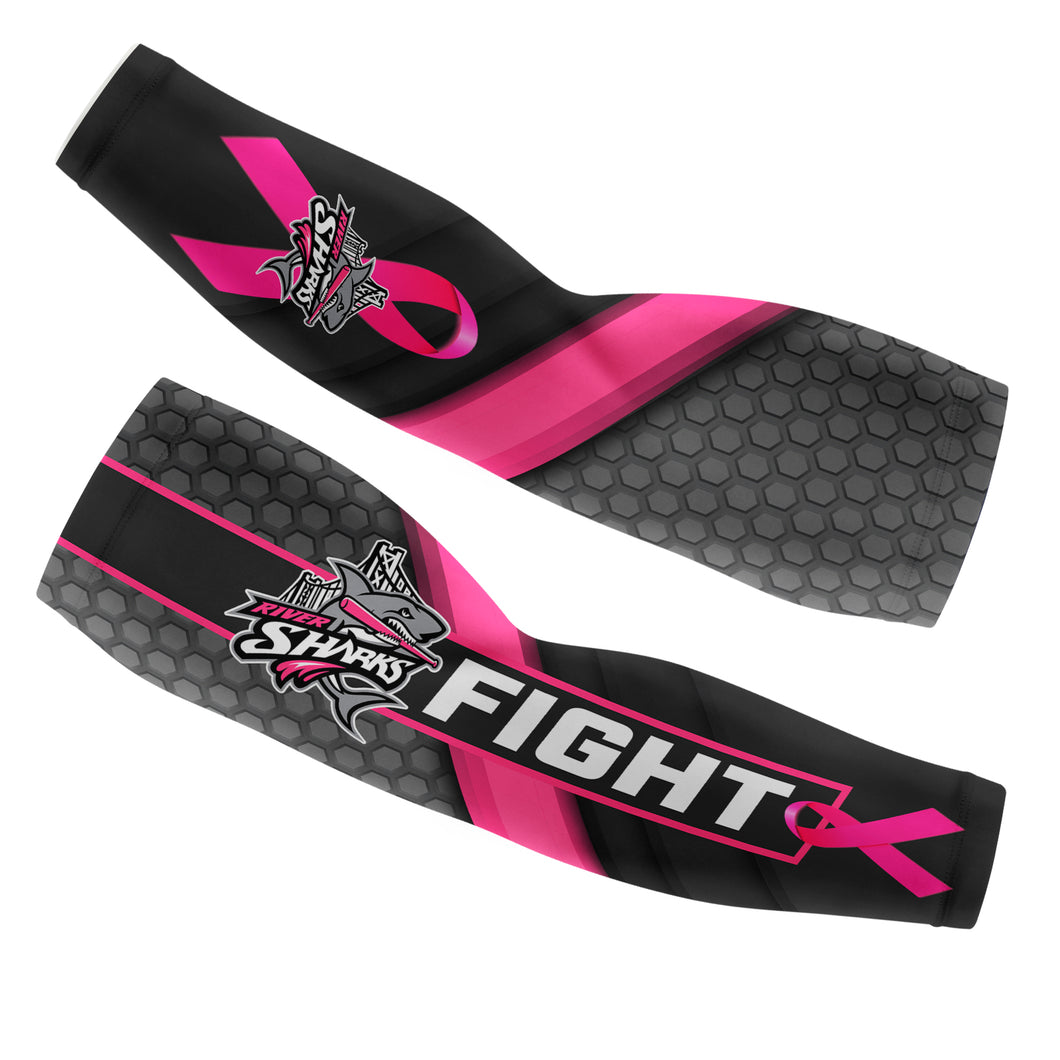 DIY - Arm Sleeves - Breast Cancer Awareness