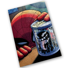 "Load image into Gallery viewer, ""Venom Jar"" - Meents Illustrated Authentic Design - 120 Piece Jigsaw Puzzle"