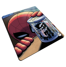 "Load image into Gallery viewer, ""Venom Jar"" Meents Illustrated Authentic Mouse Pad"