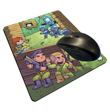 "Load image into Gallery viewer, ""Yo Joe"" Meents Illustrated Authentic Mouse Pad"