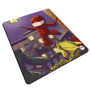 """Daredevil Highwire"" Meents Illustrated Authentic Mouse Pad"