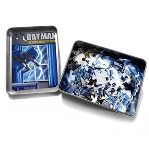 """Dark Knight"" - Meents Illustrated Authentic Design - 120 Piece Jigsaw Puzzle"