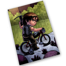 "Load image into Gallery viewer, ""Daryl"" - Meents Illustrated Authentic Design - 120 Piece Jigsaw Puzzle"