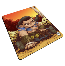 "Load image into Gallery viewer, ""Drogo"" Meents Illustrated Authentic Mouse Pad"