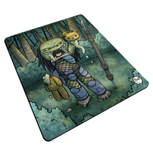 "Load image into Gallery viewer, ""Predator Trophy"" Meents Illustrated Authentic Mouse Pad"