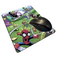 "Load image into Gallery viewer, ""Sinister 6"" Meents Illustrated Authentic Mouse Pad"