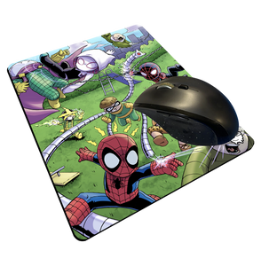 """Sinister 6"" Meents Illustrated Authentic Mouse Pad"