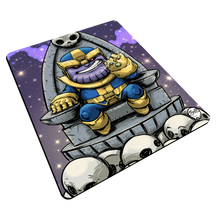 "Load image into Gallery viewer, ""Thanos"" Meents Illustrated Authentic Mouse Pad"