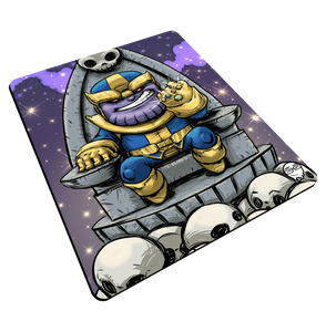 """Thanos"" Meents Illustrated Authentic Mouse Pad"