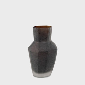 Kahulu Dark Brown S Vase