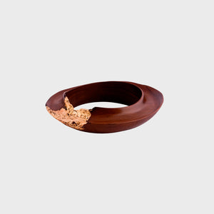 Kamagong Wood Napkin Ring