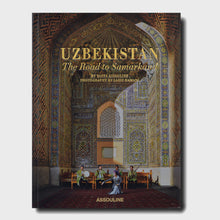 Load image into Gallery viewer, Uzbekistan: The Road to Samarkand
