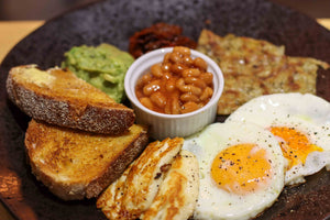 ENGLISH VEGGIE BREAKFAST
