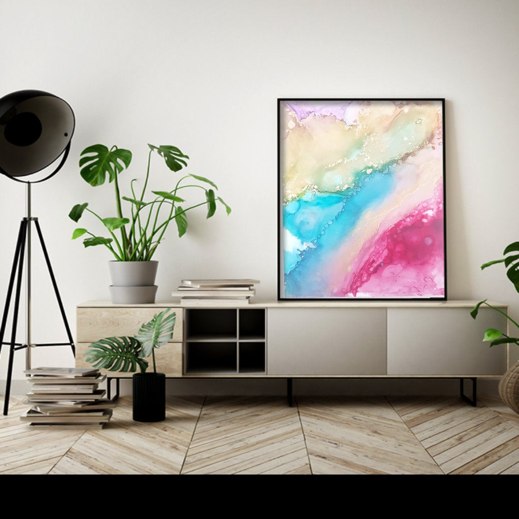 Array of Colours - original artwork
