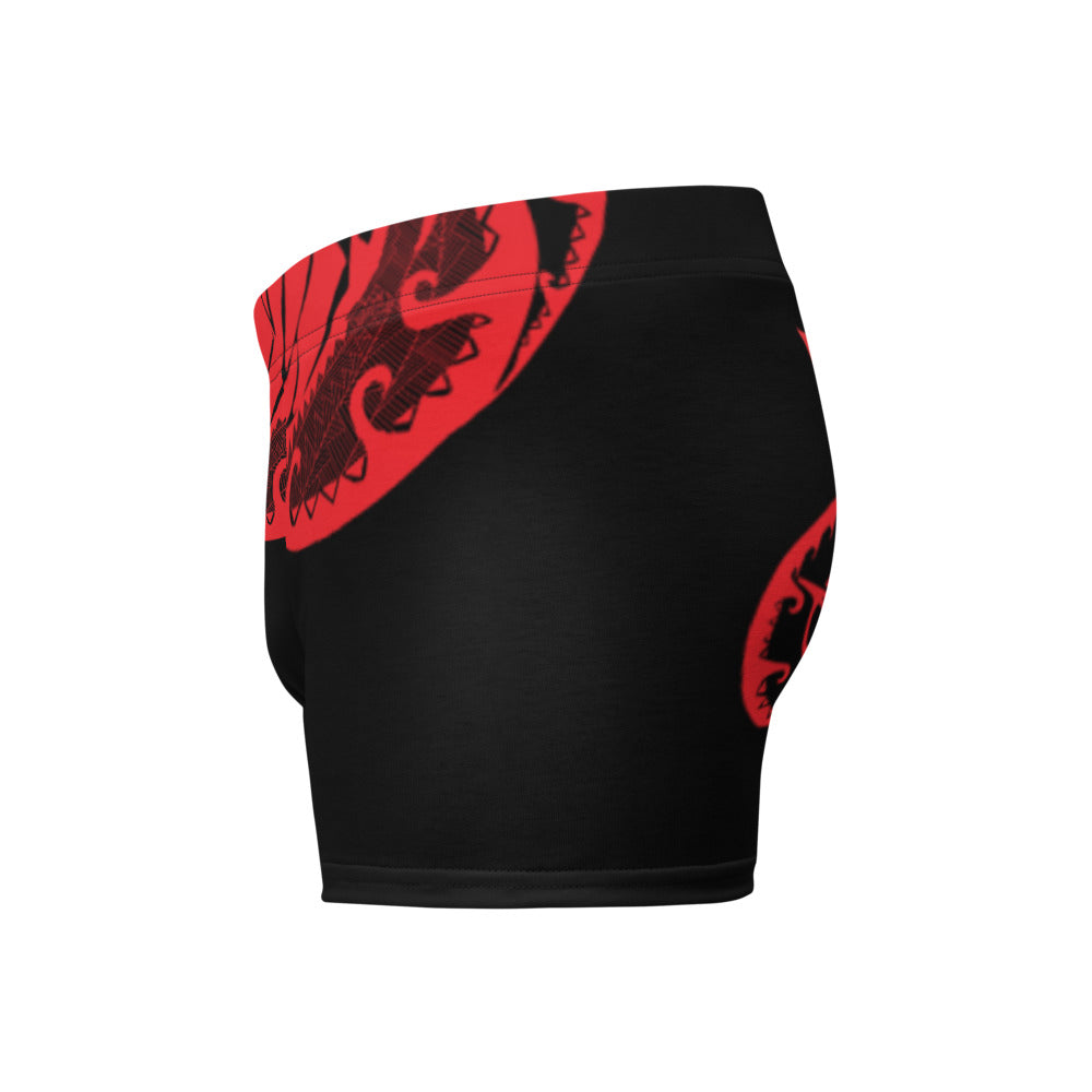 Team Venom Black & Red Boxer Briefs XS-3XL