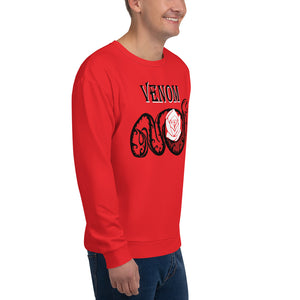 Team Venom Unisex Sweatshirt XS-3XL