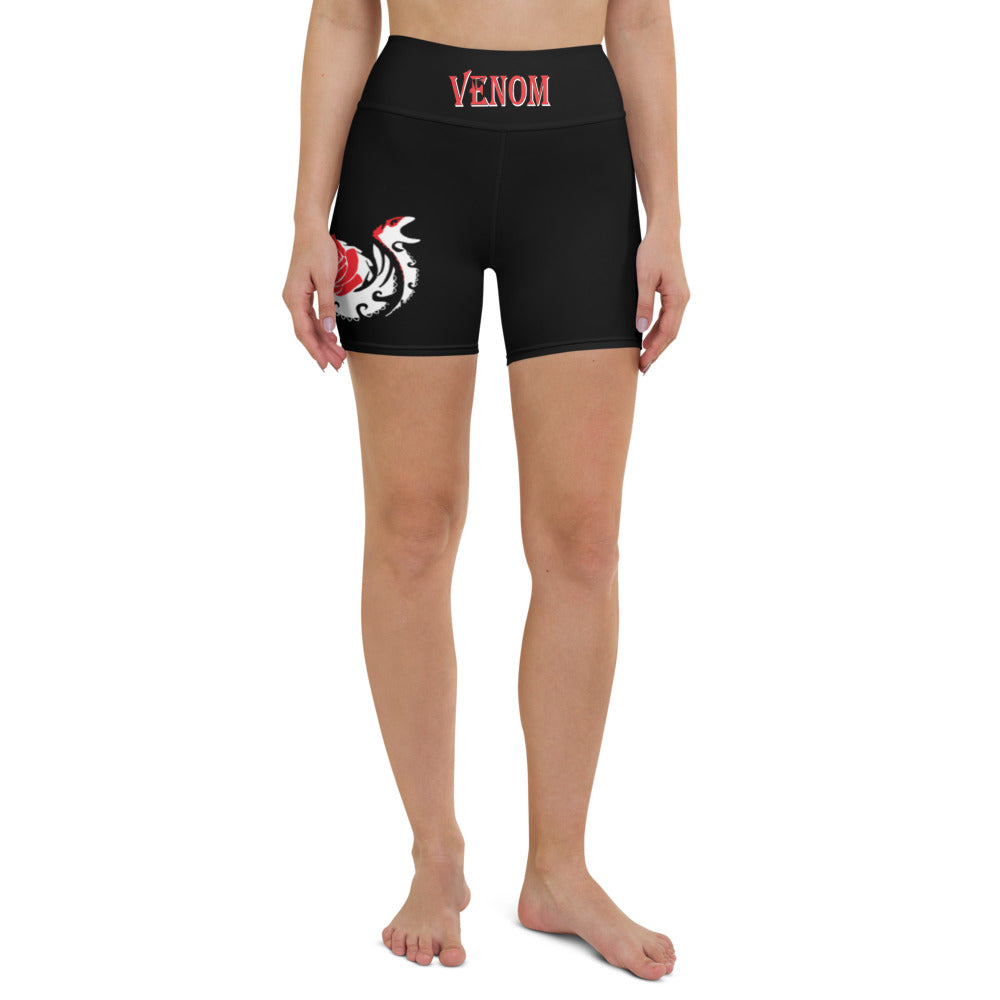Team Venom Purity Yoga Shorts XS-XL