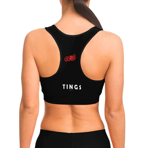 Team Venom Sports Bra XS-2XL