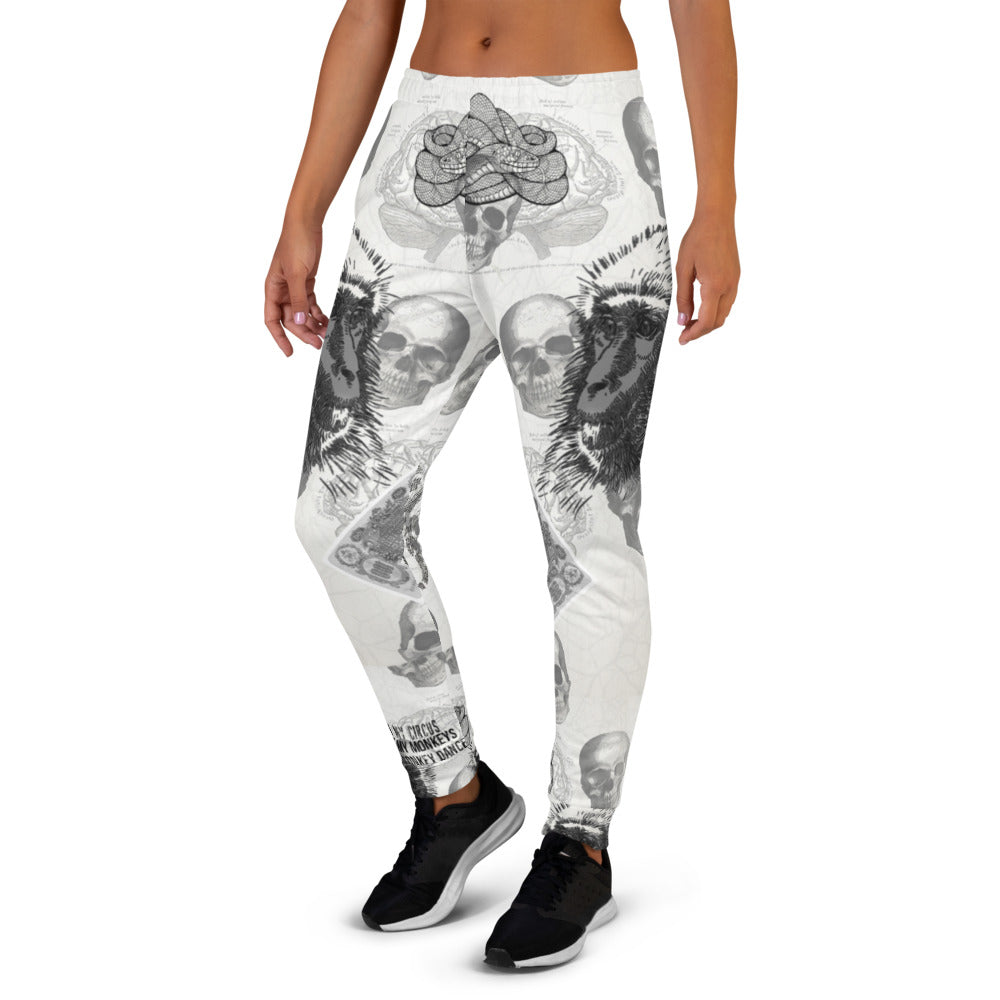 Monkey Business Woman Track Pants XS-3XL By TINGS