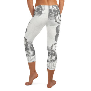 Monkey Business XS-XL Capri Leggings By TINGS