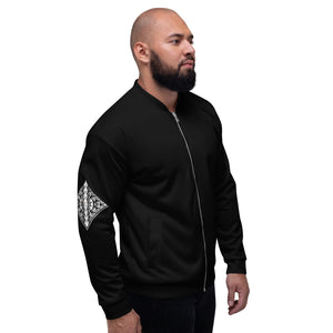Men XS-3XL Bomber Jacket - Heinies Griffin Being by Tings