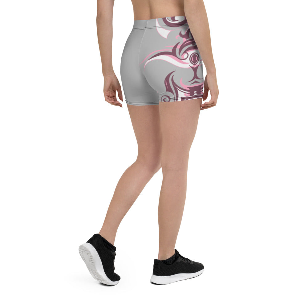Sports Shorts XS - 3XL Dazza Spike Grey By Tings