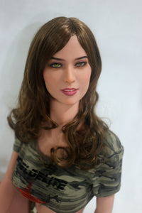 "Poupée sexuelle WM DOLL 165cm. (5'5"") D-Cup Head #47."
