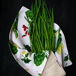 "Napkin for storage of greens ""White"""