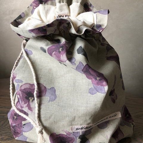 "Eco bread bag ""Provence"""