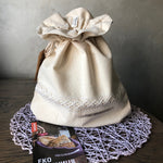 "Eco-Bread bag ""Lace"""