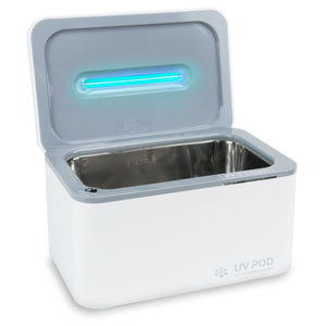 Ultrasonic Cleaner & UV Light Sanitizer