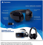 Sony - Gold Wireless Headset 7.1 - New Version 2018