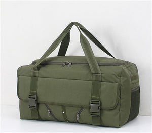 Waterproof Canvas Weekend Luggage Bag - Pack For Paradise