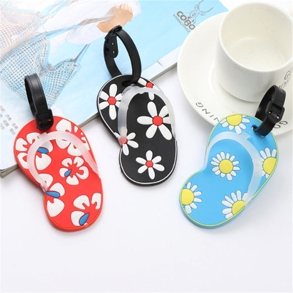 Summertime Luggage/Bags Tags - Pack For Paradise