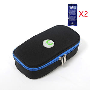 Portable Insulin Cooling Bag Ice Pack Thermal