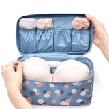 Bra/ Underwear Travel Bags - Pack For Paradise
