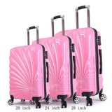 "20""/24''28"" in 3 pc Luggage Set - Pack For Paradise"