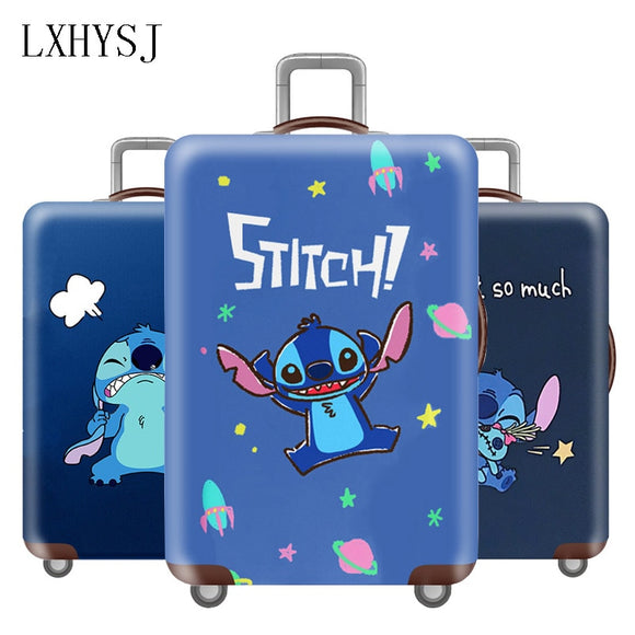 Stich Luggage Cover - Pack For Paradise
