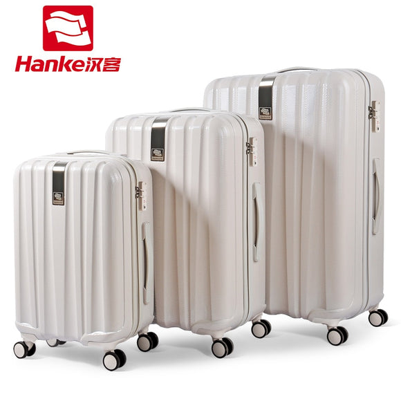 3 Piece Luggage Set Trolley Case - Pack For Paradise