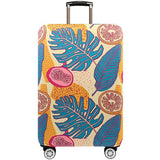 Elastic Suitcase Protective Covers For 18-32 In - Pack For Paradise