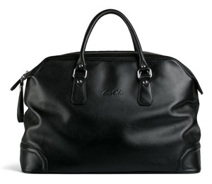 Men Genuine Leather Travel Bag - Pack For Paradise