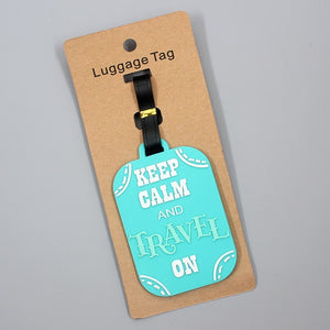 Luggage Tags Travel Accessories - Pack For Paradise