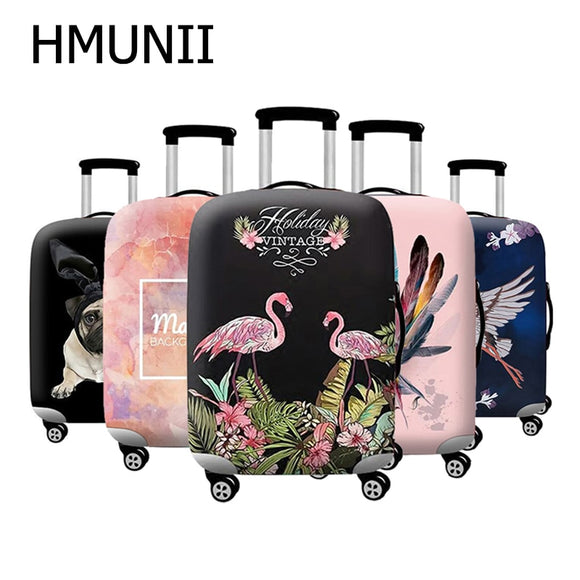 Thicker Travel Luggage Suitcase Protective Cover 18''-32'' - Pack For Paradise
