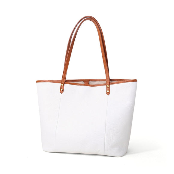 Women Tote Bag White - Pack For Paradise