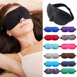 1Pcs 3D Sleep Mask - Pack For Paradise
