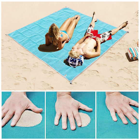 Magic Beach Mat - Pack For Paradise
