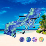 Tie-Dye Microfiber Beach Towel - Pack For Paradise